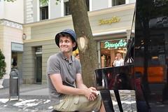 Dmitry Horbach Pianist (manni0656) Tags: portrait weimar piano headshot minsk dmitry streetmusik horbach