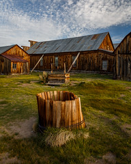 Soft Evening Light in Bodie (Jeffrey Sullivan) Tags: california statepark travel copyright usa abandoned jeff june canon photography eos photo unitedstates mark iii american workshop ghosttown 5d bodie sullivan wildwest ruraldecay goldenhour easternsierra 2016 bodiestatehistoricpark