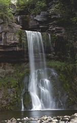 A Hard Slog (Turnpops) Tags: longexposure water waterfall le yorkshiredales ingletonwaterfall canon6d leebigstopper