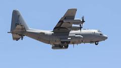 USAF Lockheed EC-130H Hercules Compass Call 73-1585 (ChrisK48) Tags: airplane aircraft dm hercules c130 mesaaz davismonthanafb iwa kiwa ec130 1585 c130h 73585 phoenixmesagatewayairport lockheedc130hlm usaf731585 cn3824547 convertedtoec130hcompasscall
