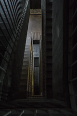 DSC05138 (JTork) Tags: sony a6000 alpha nex tempelhof airport go2know berlin germany deutschland abandoned forgotten urbex urban stairs staircase treppenhaus trep stair trap ladder jt31 architecture ghost dark darkness alley walk walking art