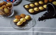 !4 luglio: impariamo a fare le madeleine (RicetteItalia) Tags: francia pasticceria ricette