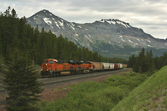 Another Bucket List Location Removed - Summit, MT (MinnKota Railfan) Tags: santa railroad mountain mountains burlington train montana pass engine rocky rail railway loco summit locomotive fe northern bnsf marias