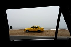 Framing around. MeinAutomoment Framing Car Lima Perú EyeEm Beach Yellow at Costa Verde (MrRenHoeck) Tags: beach car yellow framing limaperú eyeem meinautomoment
