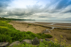 Culzean coast (Andrew Henning Photography) Tags: beach clouds landscape coast scotland tide ngc shoreline