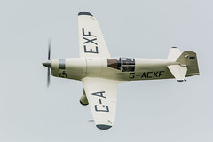 _DSC6447-23 (Ian. J. Winfield) Tags: plane flying gull aircraft aeroplane athome shuttleworth percival racer mew mewgull oldwarden