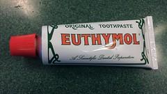Euthymol (frankrolf) Tags: toothpaste euthymol