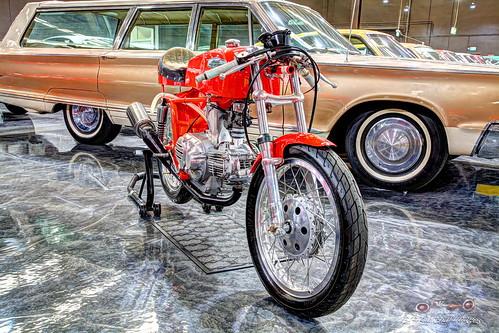 1967 Aermacchi 350cc Racer, Gosford Classic Car Museum, 3 Stockyard Place, West Gosford
