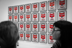 campbell's soup (BPPrice) Tags: nyc newyorkcity art moma museumofmodernart andywarhol campbellssoup
