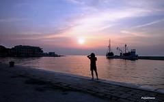First day of summer 2016 - sundown (Poljeianin) Tags: postira islandofbra bra dalmatia dalmacija croatia hrvatska adriaticsea jadranskomore poljeianin fjodorm sundown 21june2016