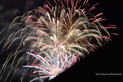 Fireworks 10 (Joey Angstman) Tags: fireworks summer nikon nikonphotography d7200 colorado grandlake