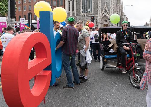 PRIDE PARADE AND FESTIVAL [DUBLIN 2016]-118096