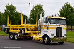 DSC_5764 (Truck Exposure) Tags: coe cabover logtruck