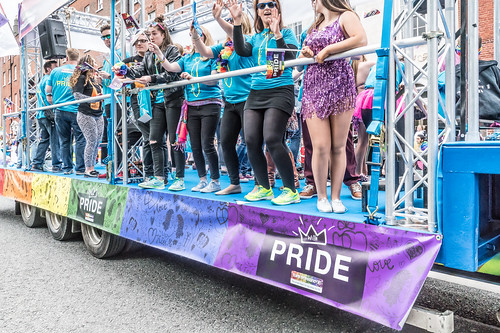 PRIDE PARADE AND FESTIVAL [DUBLIN 2016]-118164
