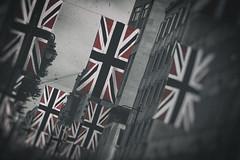 Dis United Kingdom [Explored] (Howard Sandford) Tags: democracy europe sad unitedkingdom eu flags fascism society facist unionjack rightwing lestweforget brexit