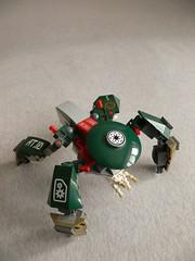 Walker_02 (Lego Brickhead) Tags: lego walker