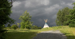 160702_061 (MiFleur...Thanks for visiting!) Tags: teepee ecovillage hamnord citeecologique fetefamille2016