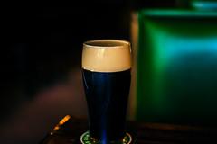 A kind of bliss... (Arutemu) Tags: beer booze bar bokeh guinness summer