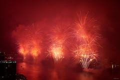 Macy's 4th of July 2016 fireworks display (bacon.dumpling) Tags: usa ny us queens longislandcity macys4thofjulyfireworks nikond750 sigma24mmf14dghsmart