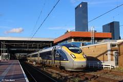 Eurostar Rotterdam, 11-07-2016 (PeterBrabant) Tags: rotterdam eurostar