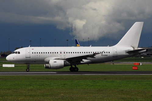 N310NV A319-111 Sunrise Asset Management