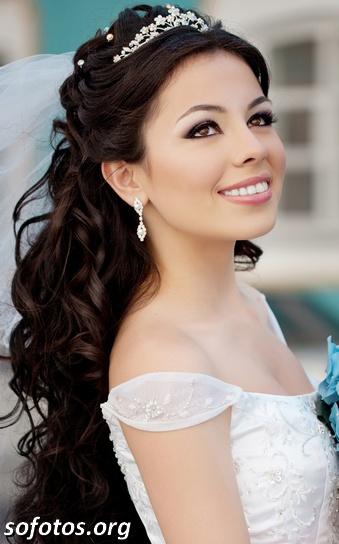 Penteados para noiva 214