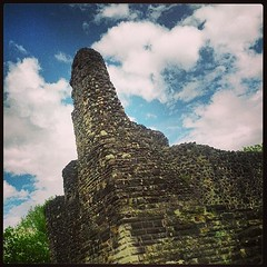 Ruine (manganite) Tags: square squareformat iphoneography instagramapp uploaded:by=instagram foursquare:venue=50c4b17ce4b0c5b6f4d1cd37