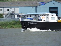 SWS London #3 (kenjonbro) Tags: uk england london boat ship riverthames kenjonbro fujifilmfinepixhs50exr