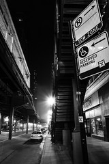 The L (Keelmatic) Tags: chicago canon lowlight downtown l 60d