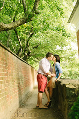 engagement portraits at UVA (dominique attaway photography) Tags: white black photography weddings uva engagementphotographerincharlottesville portraitsphotographyincharlottesville dominiqueattawayphotography gettingmarriedincharlottesville wwwdominiqueattawaycom