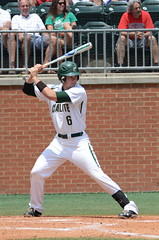 Baseball vs Richmond (A10 Tournament), 5/22/2013, Chris Crews, DSC_2458 (NinerOnline) Tags: university baseball spiders 49ers richmond tournament unc a10 uncc charlote ninermedia