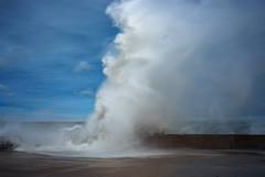 Glory (pantagrapher) Tags: lake chicago nature water nikon waves wind crash michigan montrose hook swell d600
