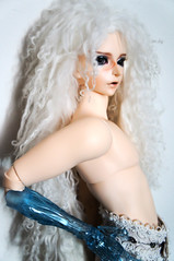So Smooth (TerraNoir7) Tags: ice ball doll ns lord bjd resin transparent fairyland abjd joint ital feeple65