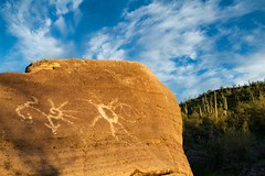 Petroglyphs (dsidd) Tags: arizona cottonwoodcreek desert nativeamerican petroglyphs