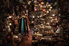 ye olde Aladdin's lamp shoppe (lunaryuna) Tags: shop souvenirs spain andalucia granada bazaar praiseandcurseofthecity lunaryuna albaicin theancientquarters yeoldealaddinslamshoppe 1001nightsandthings