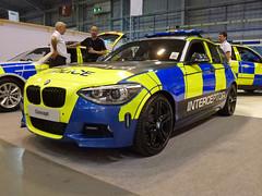 BMW Concept Police Intercepter (Emergency_Vehicles) Tags: blue light sc june amber police exhibition telford national bmw concept fleet association interceptor managers demonstrator 2013 napfm