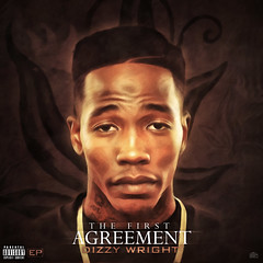 Dizzy Wright - The First Agreement (SBM Designs) Tags: first funk wright dizzy volume agreement