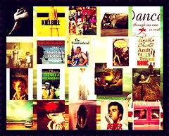 collage (Shilpa.V) Tags: collage dexter fountainhead killbill mockingbird agathachristie