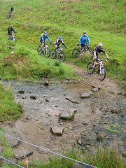 Stream crossing before the climb to Crug Mawr (neil.finnes) Tags: dorset rough brecon beacons riders