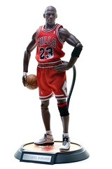Michael Jordan (PowerPee) Tags: toys collectible michaeljordan enterbay nikond800