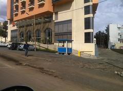 Capital Hotel (NewSkyliner) Tags: road new hotel capital ethiopia addis bole ababa