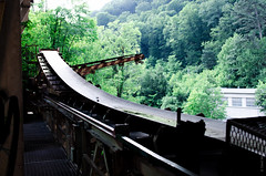Old conveyor belt #1 (daviwie) Tags: vienna wi