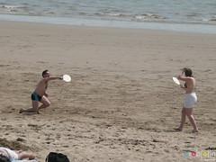 Barry Island July 2013 -  160 (marmaset) Tags: summer seagulls men beach seaside sand lads barry trunks swimmers sunbathers beachboys heatwave barryisland funinthesun rightcommon sunworhippers