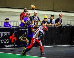130720 - Sharks vs Voodoo (49 of 152) (nola-pics) Tags: football saints superdome arenafootball neworleansvoodoo jacksonvillesharks