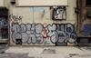 (Into Space!) Tags: street urban mi silver graffiti photo alley decay michigan detroit pear sue mince suey d30 bombing throw rundown fill nsf fillin throwie n4n intospace fisho ftmd intospaces