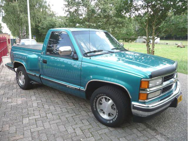 chevrolet pickup 1994 silverado 1500 stepside v8meetings