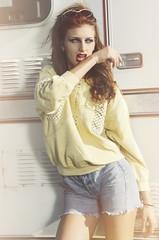 Diletta I (Loredana Lavino) Tags: light portrait color make up photography model eyes nikon occhi labbra d7000