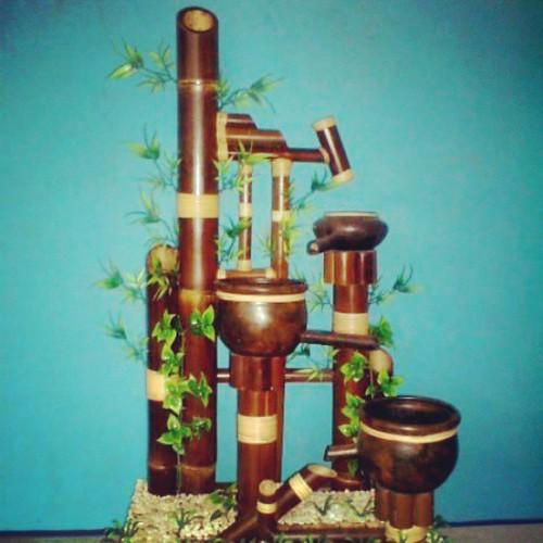 9200 Koleksi Gambar Hiasan Rumah Dari Bambu HD