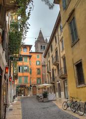 (Ally123) Tags: urban italy italia streetphotography verona urbana picturesque hdr