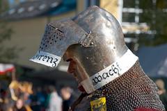 blood, sweat & hard fights (Tomsch) Tags: knight middleage ritter mittelalter ritterfest grenzwacht